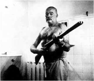 Hemingway, legendario
