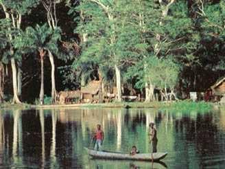 Río Congo: el corazón de las tinieblas