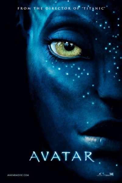 """El primer cartel de """"Avatar"""" hecho público"""