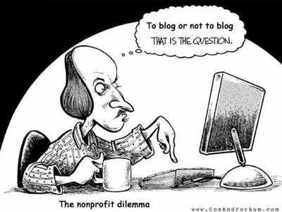 To Blog or not to Blog... is that the cuestión?