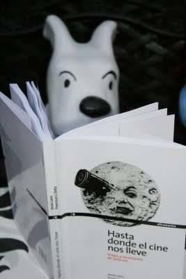 Un perro con buen gusto literario