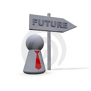 De conquistar el futuro y en muchos casos procurando huir del