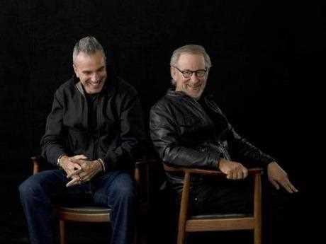 Spielberg y Day Lewis