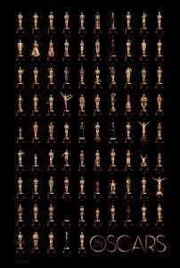 Poster Oscar 2013