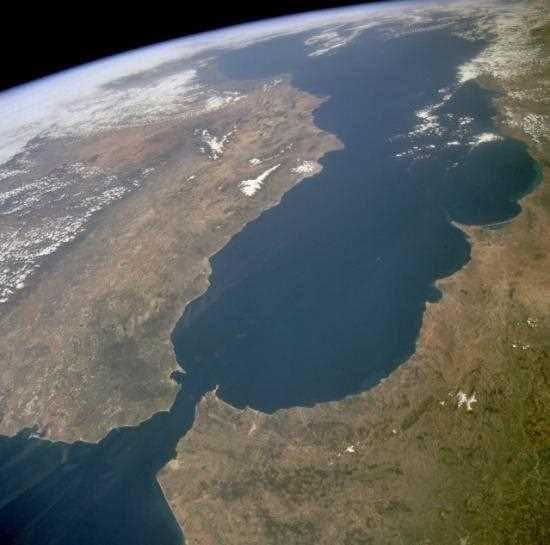 Estrecho Gibraltar