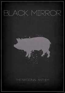 black mirror cerdo