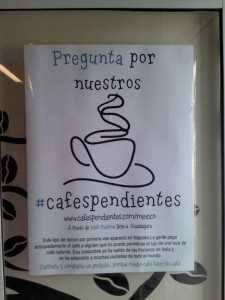 Cafes pendientes logo