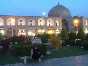 Plaza de Esfahan