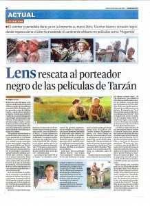 Reportaje Granada Hoy Gonzalo Cappa