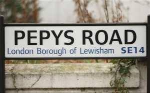 Capital Pepys Road