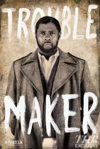 Mandela trouble maker