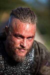 Ragnar Lodbrok, Conde vikingo