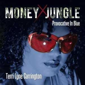 Money Jungle provocative in blue