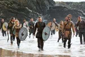 Vikingos ataque