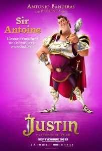 Justin Sir Antoine