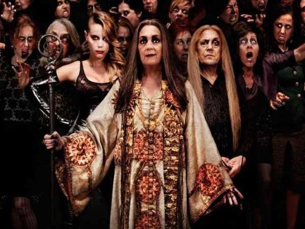 Las Brujas de Zurragamurdi Maura