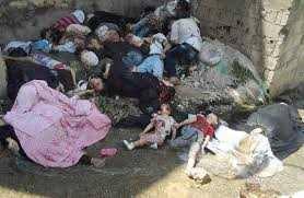 Siria muertos