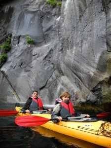 Viaje a Escandinavia kayaks