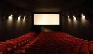El cine, vacío. ¡Qué orgasmo!