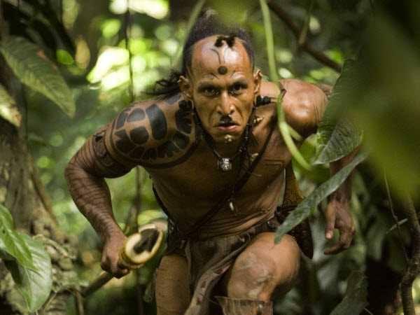 Gente que corre mayas