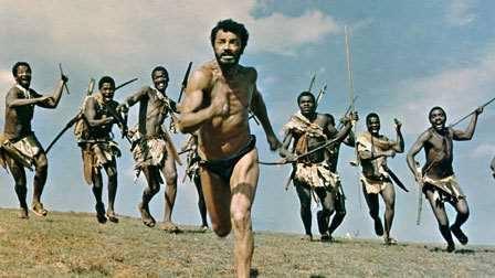 Gente que corre presa desnuda