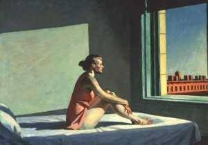 Vida de hotal Hopper Madrid