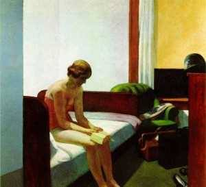 Vida de hotel Hopper