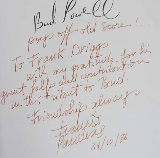 Bud Powell documento