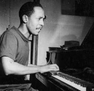 Bud Powell piano
