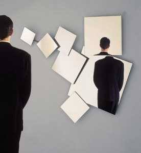 Mirada espejo