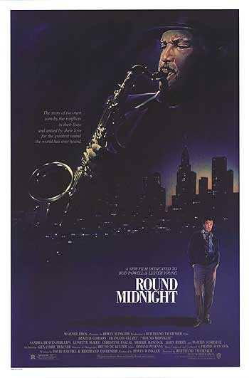 Round Midnight Poster