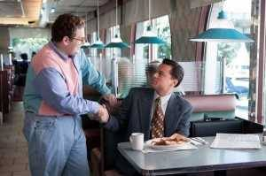 El lobo de Wall Street bar