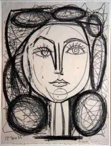 Picasso La Celestina