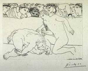 Picasso La Suite Vollard