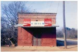 William Christenberry bar