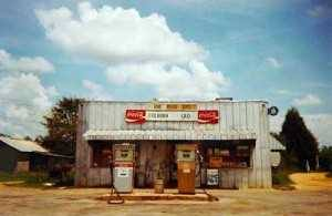 William Christenberry gas