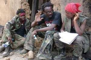 Cine africano ezra aduaka