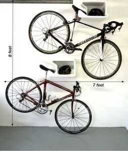 Shelfie bicicleta