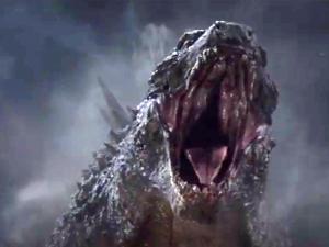 Godzilla grito