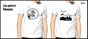 Katha & Lens Modelo Camisetas