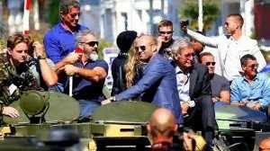 Los Mercenarios 3 Cannes