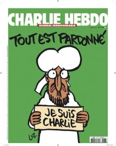 Charlie Hebdo miercoles