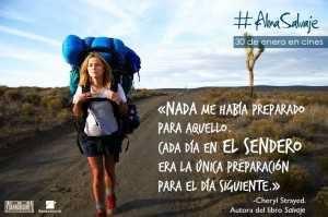 Alma salvaje poster