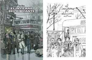 Paco Roca invierno dibujante