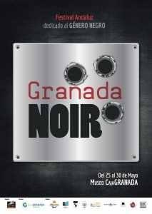 Cartel Granada Noir