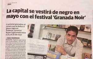 Granada Noir IDEAL
