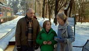 La visita abuelos