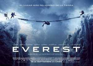 Everest escalera