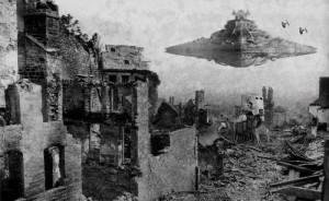 Historical photos Star Wars 3