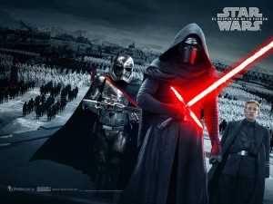 El despertar de la fuerza lado oscuro